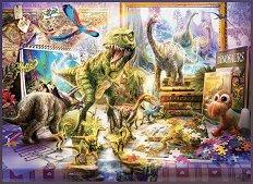 Динозаврите оживяват - Ян Патрик Красни (Jan Patric Krasny) - пъзел