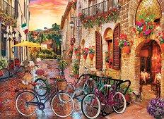 С колело в Тоскана - пъзел