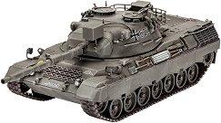 Танк - Leopard 1A1 - Сглобяем модел -