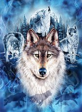 Глутница вълци - Стивън Гарднър (Steven Gardner) -