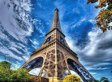 Айфелова кула - пъзел