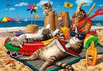 Котета на плажа - Стив Рийд (Steve Read) -
