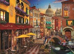 Кафене във Венеция - Дейвид Маклийн (David Maclean) - пъзел