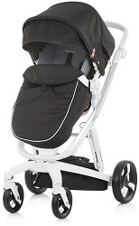 Бебешка количка 3 в 1 - Electra - С 4 колела -
