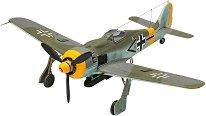 Военен самолет - Focke-Wulf Fw 190 - Сглобяем авиомодел -
