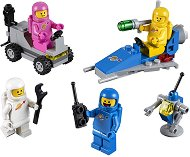 """Космическият отряд на Бени - Детски конструктор от серията """"LEGO: Movie 2"""" - играчка"""