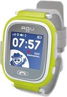Детски GPS и GSM смарт часовник с тъч скрийн - AGU Mr. Securio - Работещ със SIM карти на всички български мобилни оператори