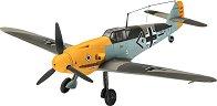 Самолет изтребител - Messerschmitt Bf109 - Сглобяем авиомодел -