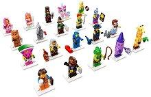 """Мини фигуркa изненада - Детски конструктор от серията """"LEGO: Movie 2"""" - играчка"""