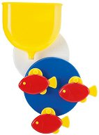 Водна въртележка - Рибки - Играчка за баня -