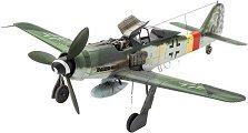 Боен самолет - Focke Wulf Fw190 D-9 - Сглобяем модел -