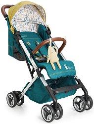 Лятна бебешка количка - Woosh XL - количка