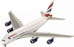 Пътнически самолет - Airbus A380 - 800 British Airways -
