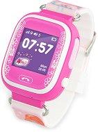 Детски GPS и GSM смарт часовник с тъч скрийн - AGU Winx