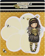 """Лепящи листчета - Bee-Loved - От серията """"Gorjuss"""""""