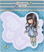 """Лепящи листчета - Bubble Fairy - От серията """"Gorjuss"""""""
