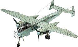 Боен самолет - Heinkel He219 A-0 Nightfighter - Сглобяем авиомодел -
