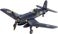 Боен самолет - F4U-1B Corsair Royal Navy - Сглобяем модел -