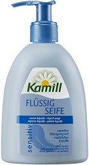 Kamill Sensitiv Flussig Seife - Течен сапун за чувствителна кожа - боя