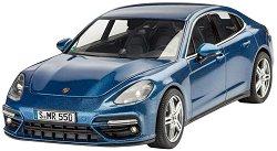 Автомобил - Porsche Panamera Turbo - Сглобяем модел - макет