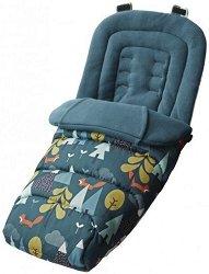 Бебешко чувалче - Wow: Fox Tale - Аксесоар за детска количка -