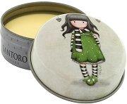 """Gorjuss The Scarf Lip Balm - Балсам за устни с аромат на ванилия от серията """"Gorjuss"""" - продукт"""