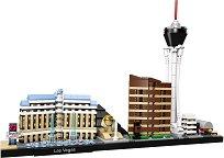 """Лас Вегас - Детски конструктор от серията """"LEGO Architecture"""" -"""