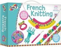 Първи стъпки във френското плетиво - творчески комплект