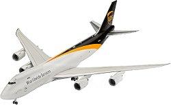 Пътнически самолет - Boeing 747-8F UPS - Сглобяем авиомодел -
