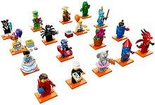"""Мини фигуркa изненада - Серия 18 - Детски конструктор от серията """"LEGO Minifigures"""" -"""