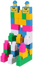 Детски конструктор - Maxi Block - Комплект от 29 или 48 части - играчка