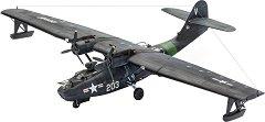 Боен самолет - PBY-5a Catalina - Сглобяем авиомодел -