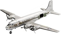 Транспортен самолет - C-54D Berlin Airlift 70th Anniv - Сглобяем авиомодел -