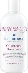 Barnangen Oil Intense Shower Cream - Душ крем за много суха кожа с масло от дива роза - паста за зъби
