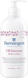 Barnangen Oil Intense Body Lotion - Лосион за тяло за много суха кожа с масло от дива роза -
