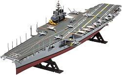 Американски самолетоносач - USS Forrestal - Сглобяем модел -