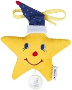 Звезда - Музикална плюшена играчка -