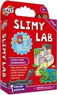 Лаборатория за желе и слузести създания - Образователен комплект - несесер