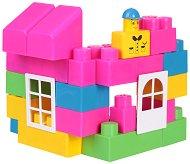 Детски конструктор - Maxi Block - Комплект от 23 части - играчка