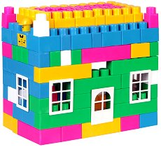 Детски конструктор - Maxi Block -