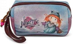 Детски несесер за козметични принадлежности - Forever Ninette -