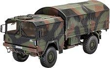 Военен камион - LKW 5t. mil gl - Сглобяем модел -