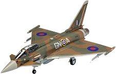 Изтребител - 100 Years RAF: Eurofighter Typhoon - Сглобяем авиомодел -