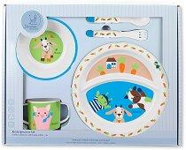 Детски комплект за хранене - Wieslinge - За бебета над 6 месеца -