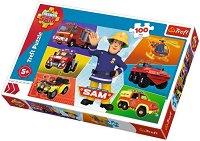 Пожарникарят Сам -