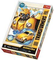 """Трансформърс - Бъмбълби - От колекцията """"Transformers"""" - несесер"""