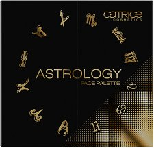 Catrice Astrology Face Palette - Палитра за лице -
