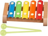 Ксилофон - Детски дървен музикален инструмент -