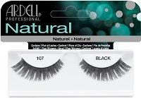 Ardell Natural Lashes 107 - Мигли от естествен косъм -