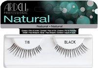 Ardell Natural Lashes 116 - Мигли от естествен косъм -